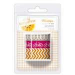 American Crafts - Amy Tangerine Collection - Mixtape - Decorative Washi Tape 2
