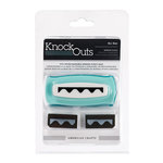 American Crafts - Knock Outs - Border Punches - Ric Rac