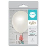 We R Memory Keepers - DIY Party Collection - Balloons - White
