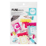 We R Memory Keepers - FUSEables Collection - Banner Kit - Dear Lizzy