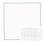 We R Memory Keepers - FUSEables Collection - 12 x 12 Clear Sheets