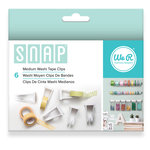 We R Memory Keepers - Snap Storage - Washi Tape Clips - Medium