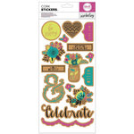 We R Memory Keepers - Hello Darling Collection - Cork Stickers