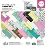 We R Memory Keepers - Hello Darling Collection - 12 x 12 Paper Pad