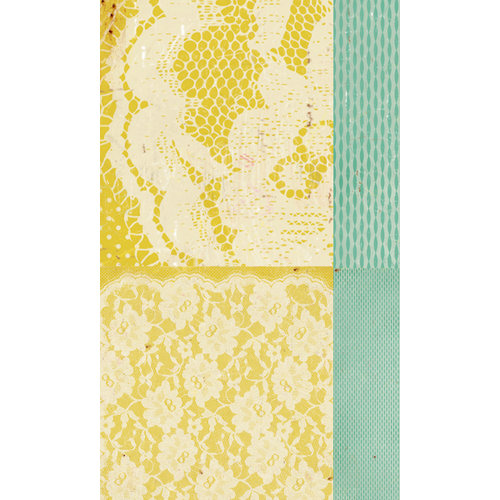 American Crafts - Crate Paper - Pretty Party Collection - 12 x 12 Double Sided Paper - Papercloth