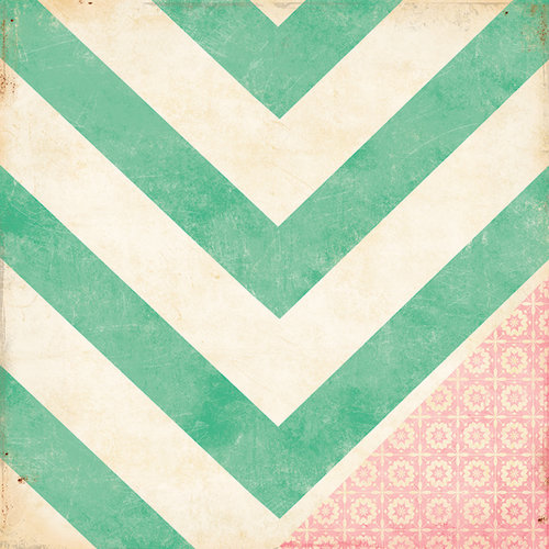 American Crafts - Crate Paper - Fourteen Collection - 12 x 12 Double Sided Paper - Sparks