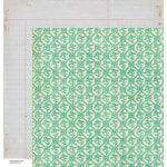 American Crafts - Crate Paper - Maggie Holmes Collection - 12 x 12 Double Sided Paper - Lovely