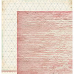 American Crafts - Crate Paper - Maggie Holmes Collection - 12 x 12 Double Sided Paper - Aperture
