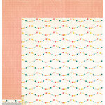 Crate Paper - Wonder Collection - 12 x 12 Double Sided Paper - Cute One