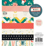 Crate Paper - Wonder Collection - 6 x 6 Paper Pad