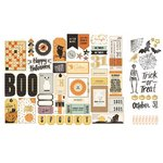 Crate Paper - After Dark Collection - Halloween - Ephemera