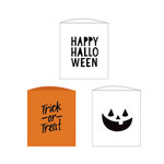Heidi Swapp - Crate Paper - MINC Collection - Halloween - Treat Bags