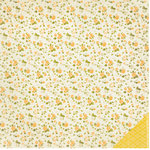 Crate Paper - Open Road Collection - 12 x 12 Double Sided Paper - Peach Springs