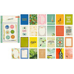Crate Paper - Open Road Collection - Journaling Cards
