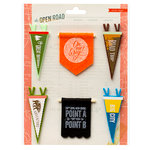 Crate Paper - Open Road Collection - Pennants
