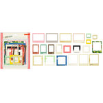 Crate Paper - Open Road Collection - Chipboard Frames