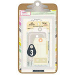 Crate Paper - Notes and Things Collection - Mixed Tags