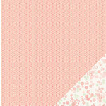 Crate Paper - Kiss Kiss Collection - 12 x 12 Double Sided Paper - My Heart