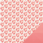 Crate Paper - Kiss Kiss Collection - 12 x 12 Double Sided Paper - Love Rocks