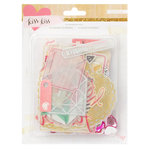 Crate Paper - Kiss Kiss Collection - Ephemera