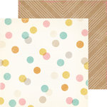 Crate Paper - Craft Market Collection - 12 x 12 Double Sided Paper - Fresh Paint