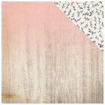 Crate Paper - Confetti Collection - 12 x 12 Double Sided Paper - Cloud Nine