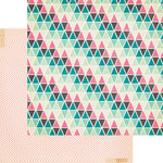 Crate Paper - Confetti Collection - 12 x 12 Double Sided Paper - Fete