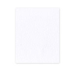 American Crafts - 8.5 x 11 Damask Cardstock Pack - 25 Sheets - White