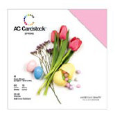 American Crafts - 12 x 12 Cardstock Pack - 60 Sheets - Spring