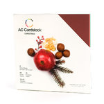 American Crafts - 12 x 12 Cardstock Pack - 60 Sheets - Christmas