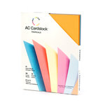 American Crafts - 8.5 x 11 Cardstock Pack - 60 Sheets - Pastels