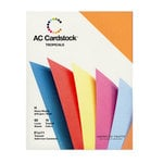 American Crafts - 8.5 x 11 Cardstock Pack - 60 Sheets - Tropicals