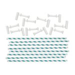 We R Memory Keepers - Pinwheel Attachments - Aqua