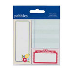 American Crafts - Pebbles - Fresh Goods Collection - Sticky Notes