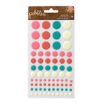 Pebbles - Happy Day Collection - Enamel Dots