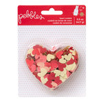 Pebbles - We Go Together Collection - Heart Confetti