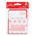 Pebbles - We Go Together Collection - Library Tags
