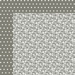 Pebbles - Cottage Living Collection - 12 x 12 Double Sided Paper - Spring Meadow