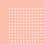 Pebbles - Cottage Living Collection - 12 x 12 Double Sided Paper - Delightful Dots
