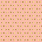 Pebbles - Cottage Living Collection - 12 x 12 Paper with Foil Accents - Pink With Gold Dots