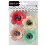 Pebbles - Cottage Living Collection - Paper Flowers