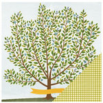 Pebbles - Homegrown Collection - 12 x 12 Double Sided Paper - Family Tree