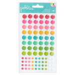 Pebbles - Fun In The Sun Collection - Enamel Dots