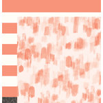 Pebbles - DIY Home Collection - 12 x 12 Double Sided Paper - Brush Strokes