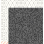 Pebbles - DIY Home Collection - 12 x 12 Double Sided Paper - Leopard