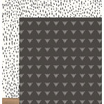 Pebbles - DIY Home Collection - 12 x 12 Double Sided Paper - Stitched
