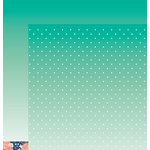 Pebbles - DIY Home Collection - 12 x 12 Double Sided Paper - Blue Skies
