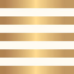 Pebbles - DIY Home Collection - 12 x 12 Paper with Foil Accents - Stripe