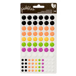 Pebbles - Boo Collection - Halloween - Enamel Dots