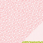 American Crafts - Pebbles - Ever After Collection - 12 x 12 Double Sided Paper - Enchanted